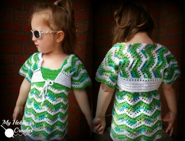 crochet bolero free pattern