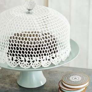 crochet cake dome free pattern