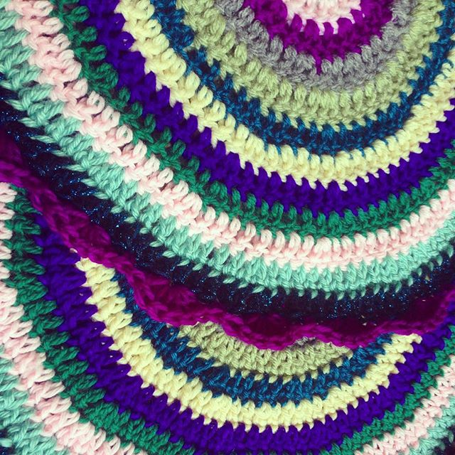 crochet mandalas for marinke
