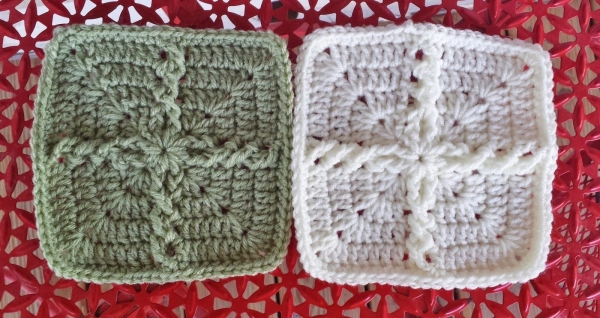crochet square free pattern