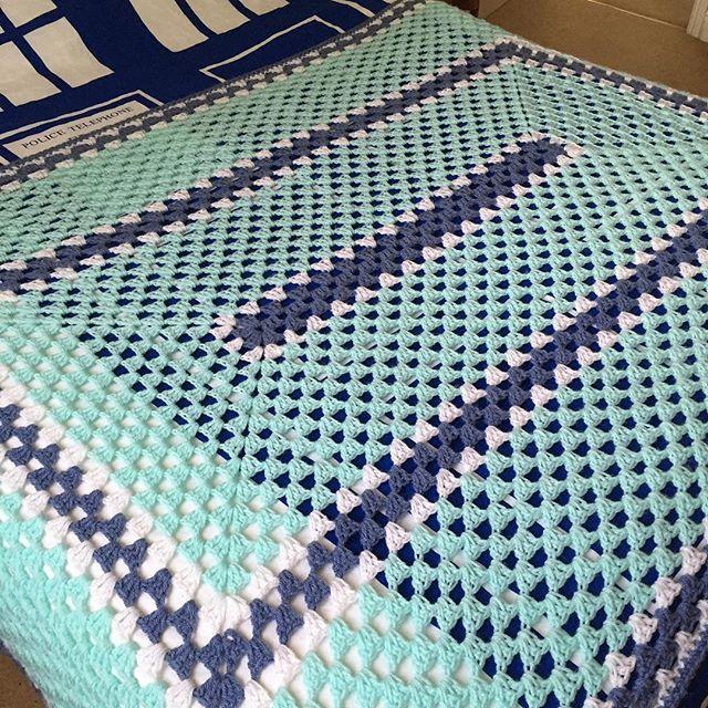 crochet_with_ganondorf crochet granny rectangle