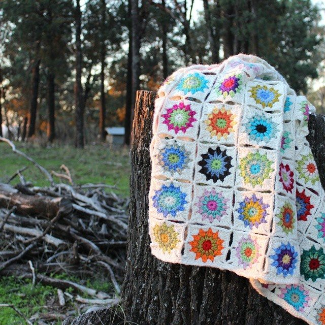 crochetgirl99 crochet blanket