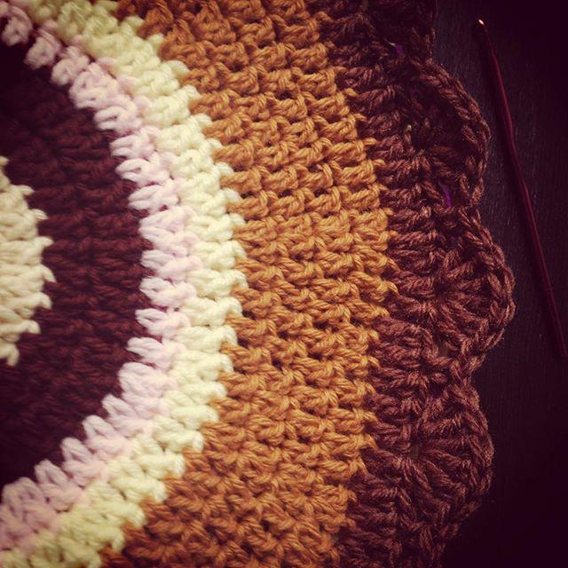 crocheting mandalas for marinke