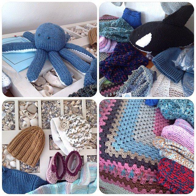 crochetinpaternoster crochet and knit charity