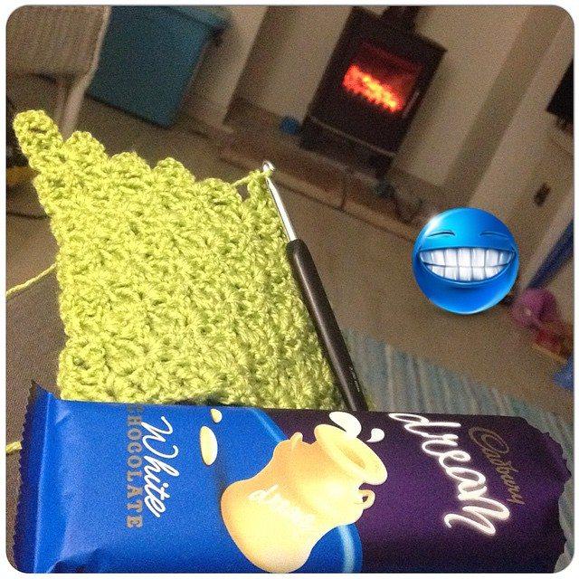 crochetinpaternoster crochet wip