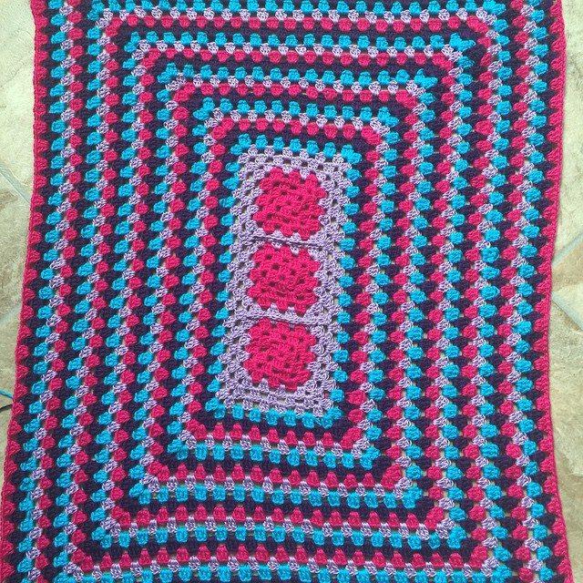 darna.82 crochet granny blanket