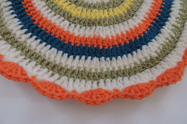 crochet mandala by cozamundo