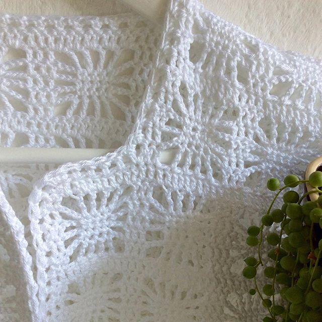 elisabethandree crochet spider stitch