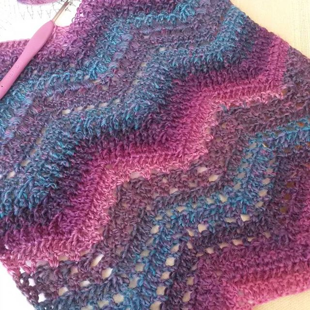 elzavan912 crochet ripple