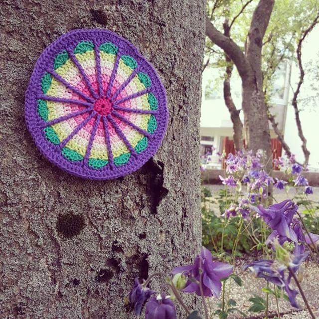 fidgetyhands crochet mandalas for marinke