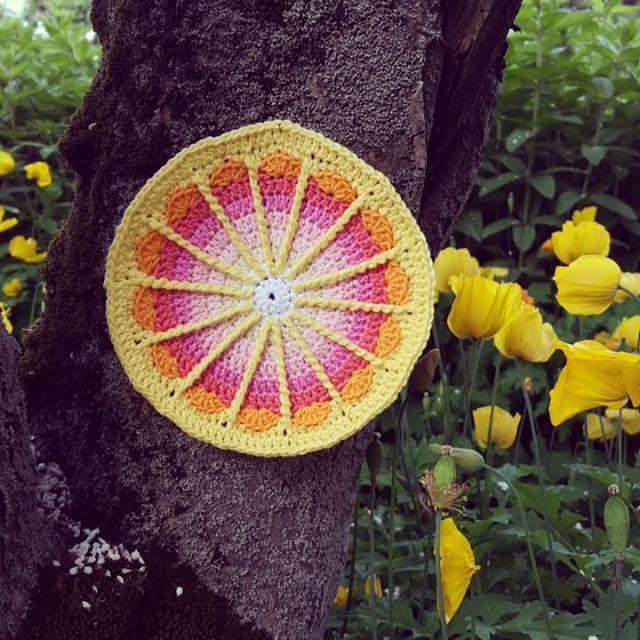 fidgetyhands crochet mandalasformarinke