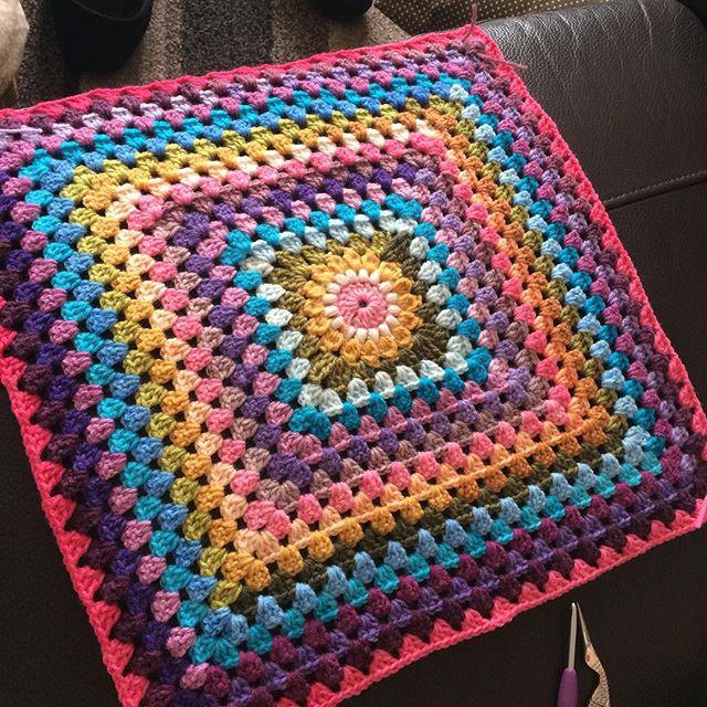 foxyloxy69 crochet granny