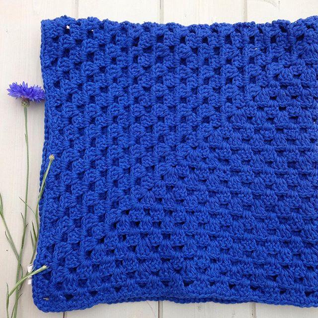 gooseberryfool crochet granny blanket