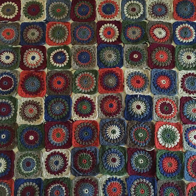 hezhart crochet grannyies