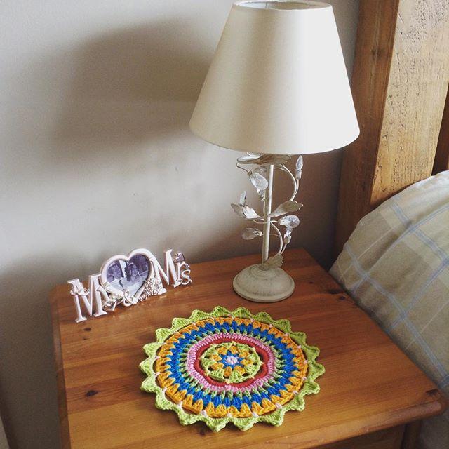 hooked_on_hooky crochet mandala