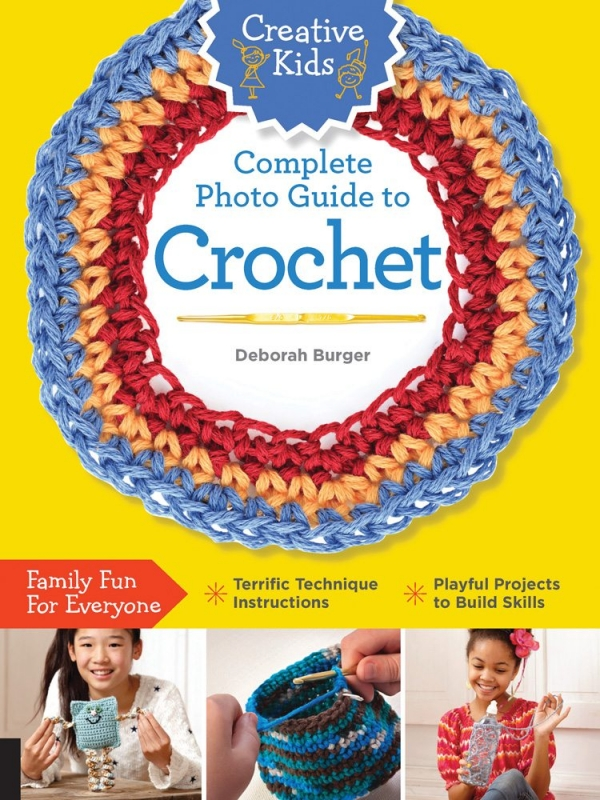 how to crochet for kids