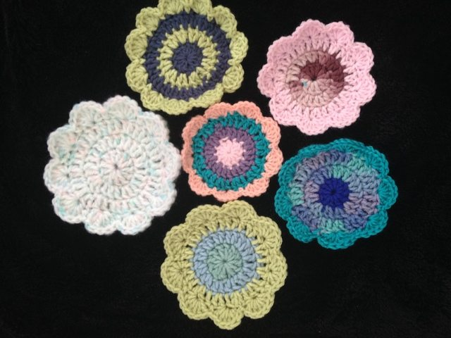 karen's crochet mandalas for marinke