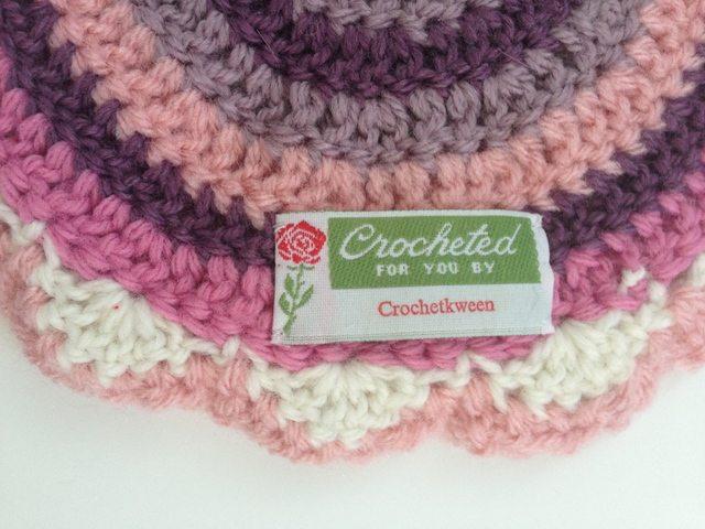 CrochetKween's Contribution to Mandalas for Marinke