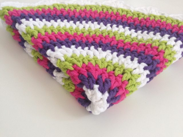 TheCATTLady's Crochet Contribution to Mandalas for Marinke