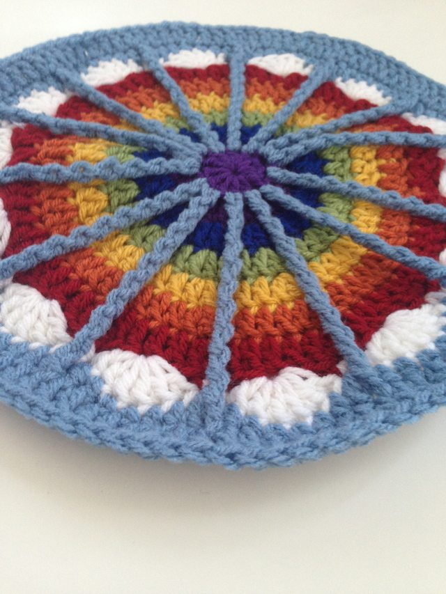 cherity crochet mandala for mandalasformarinke