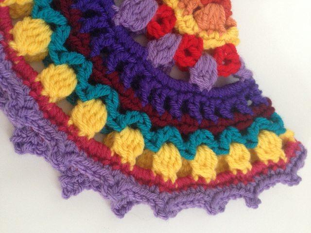 anonymous crochet mandala for mandalasformarinke