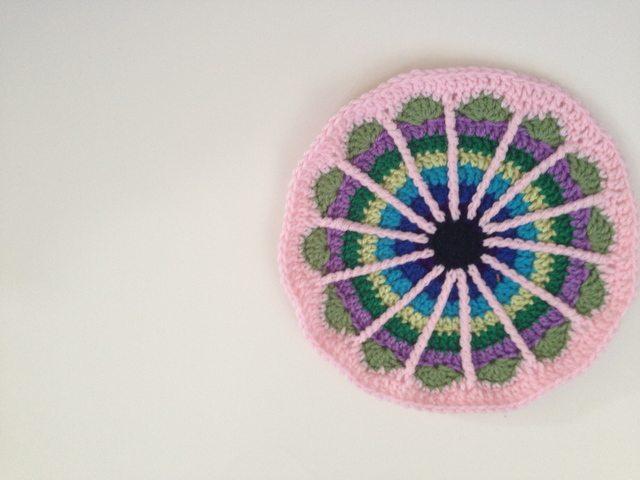 princessandthebear mandalasformarinke crochet mandala