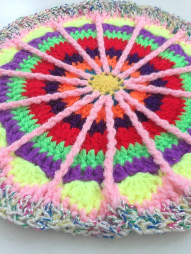 sabina crochet mandala