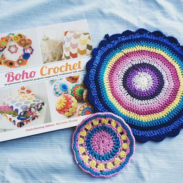 jen_wildflower crochet mandala