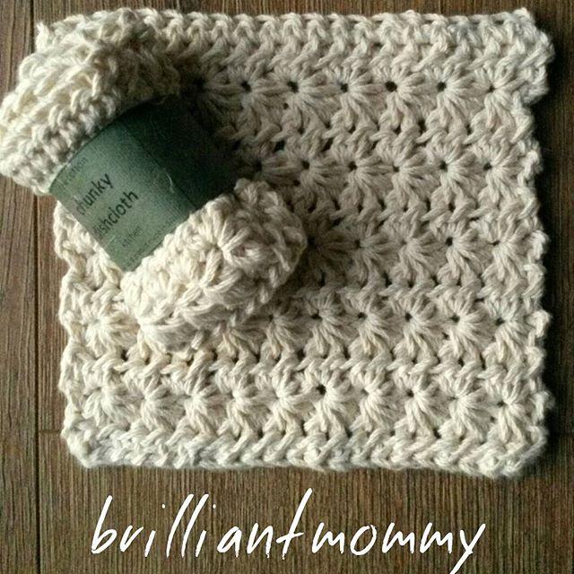 jysoulikmamma_brilliantmommy crochet dishcloths