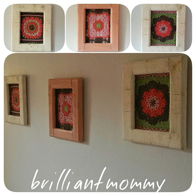 jysoulikmamma_brilliantmommy crochet wall art