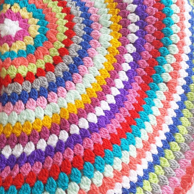 kellyandcrochet crochet color therapy