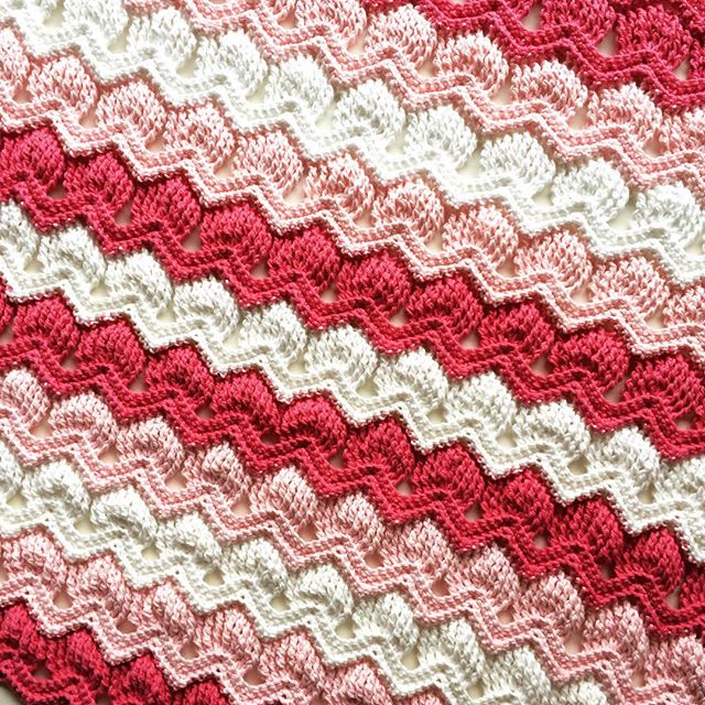 knitpurlhook crochet blanket