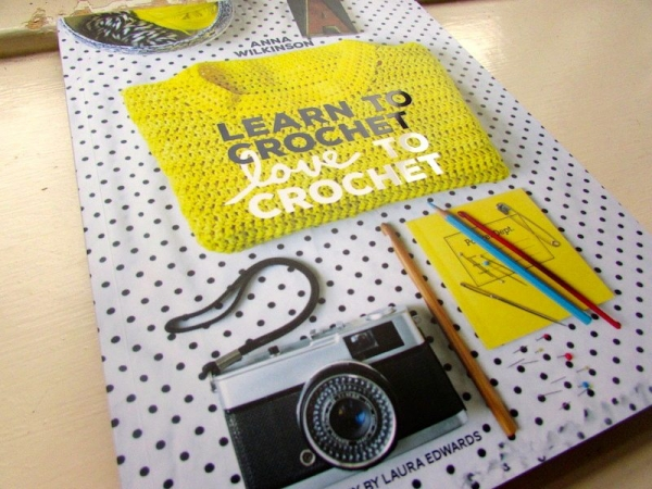 Learn How To Crochet Magazine : Learn to Crochet, Love to Crochet reviewed by @SolRencoret who says ...