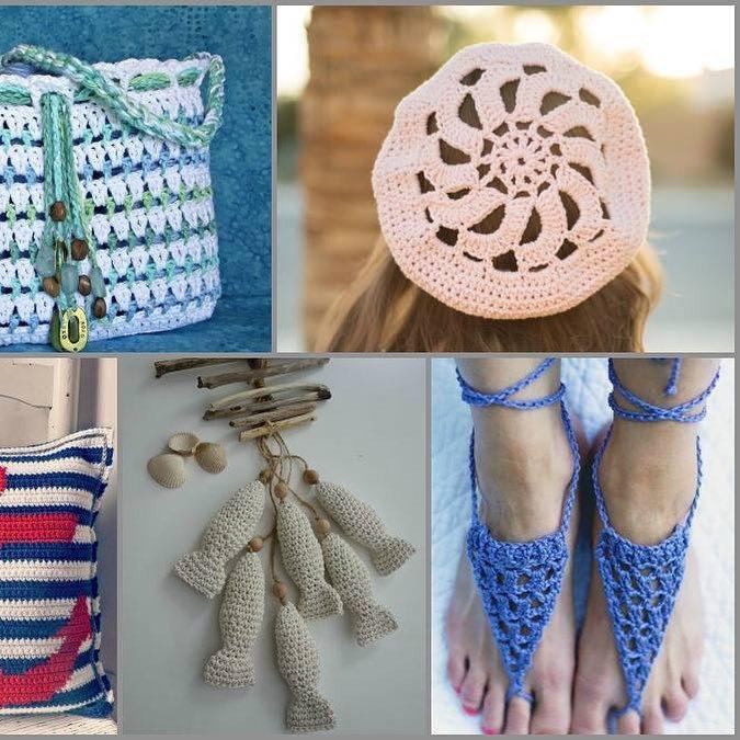 lisesolvang crochet in happily hooked