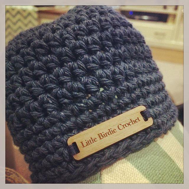 littlebirdiecrochet newborn hat