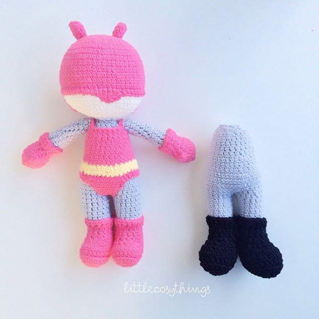 littlecosythings crochet superhero