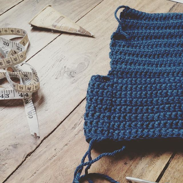lou.teacrochet crochet dungarees for baby