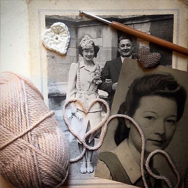 louloudeane grandma taught crochet