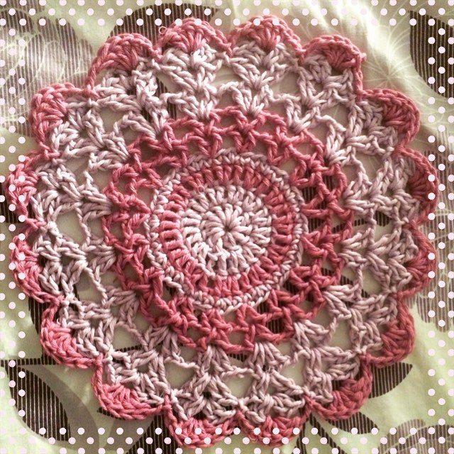 love2loop crochet andala