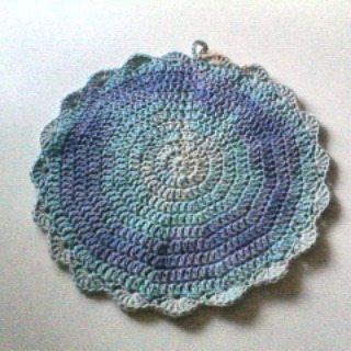 mammalanie crochet mandala