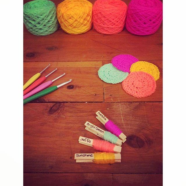 margaretev crochet yarn