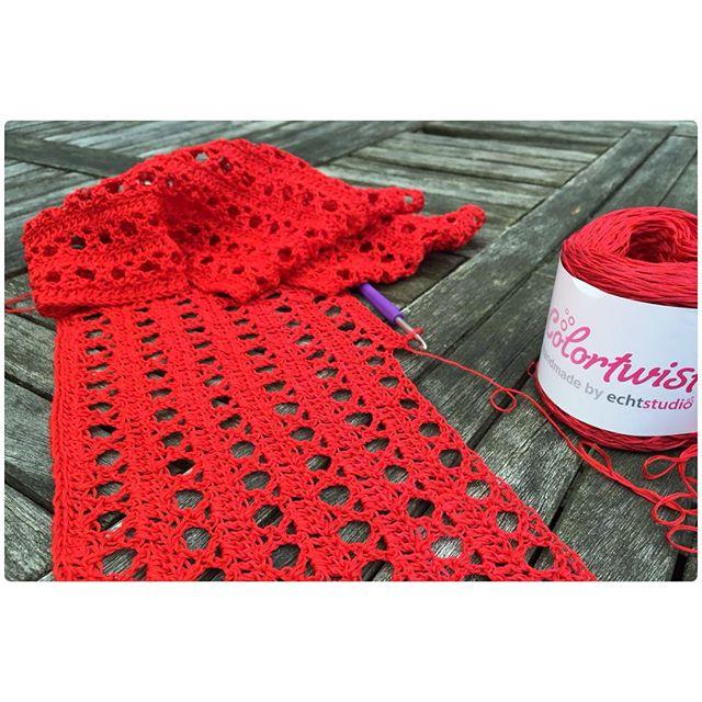 marretjeroos crochet bridal shawl