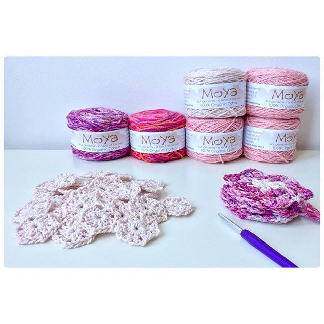 marretjeroos crochet moya yarn project