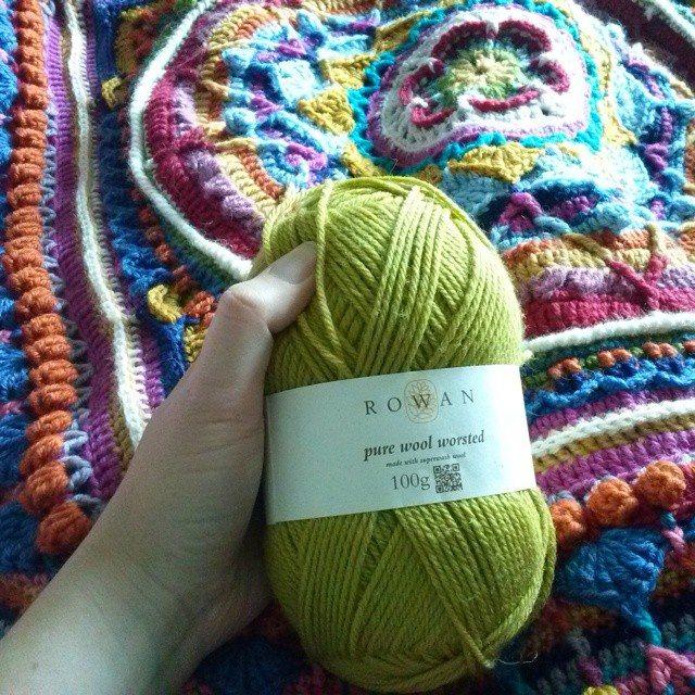 mrsdaftspaniel yarn