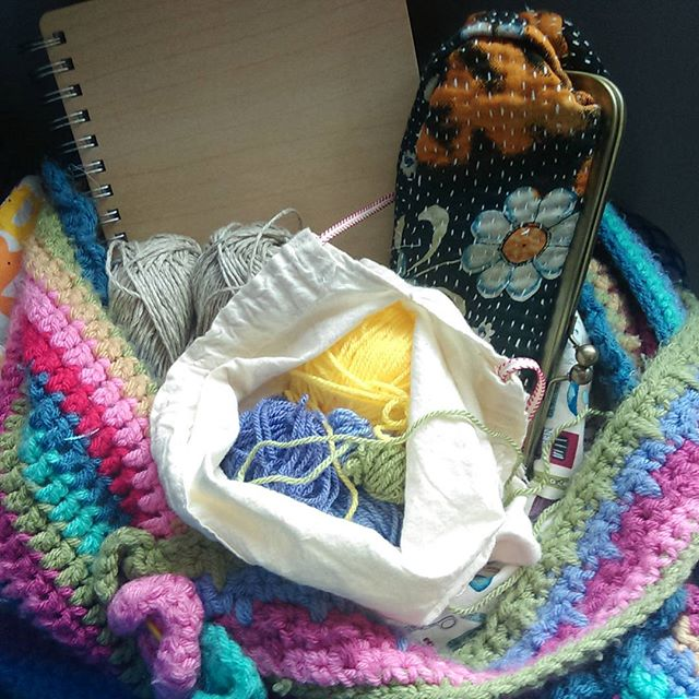 nelnanandnora crochet wip