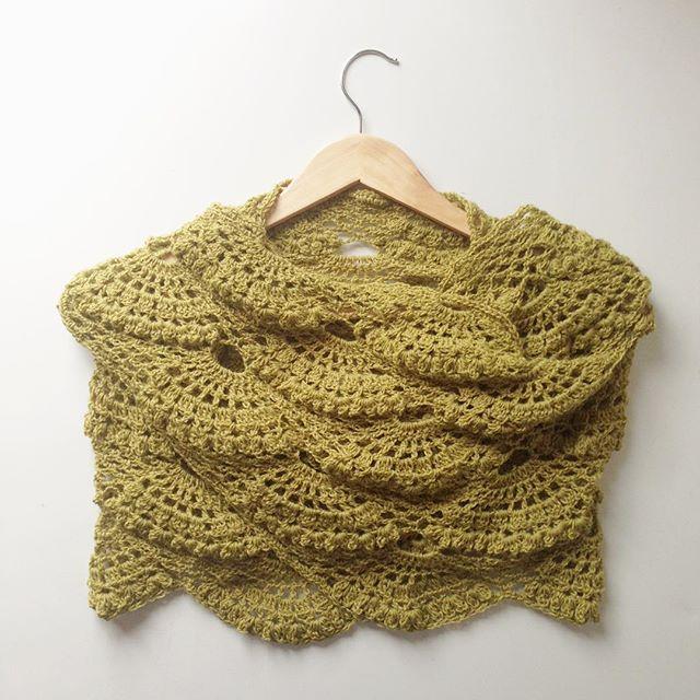 oksanamitsyak crochet shawl