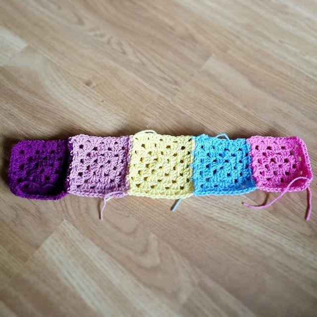 poppymaycreations crochet blanket