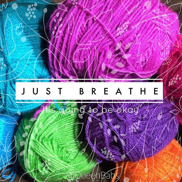 queen_babs yarn message