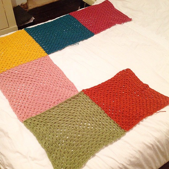rachelribbons crochet squares