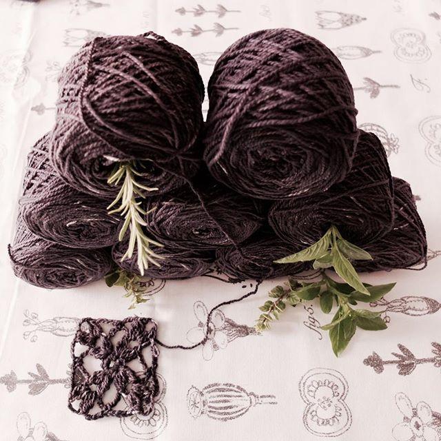rawrustic yarn